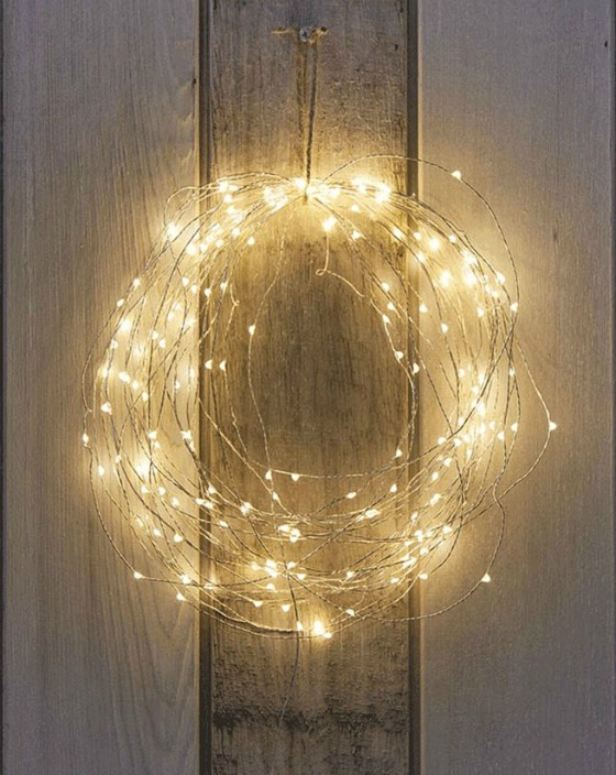 modflowers: sparkling lights by Cox & Cox