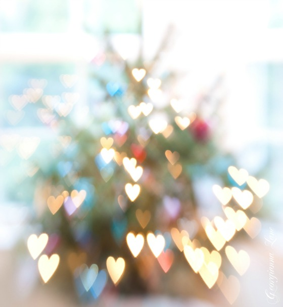modflowers: sparkling christmas tree by Ge