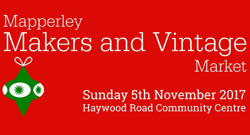 Mapperley Makers and Vintage Market